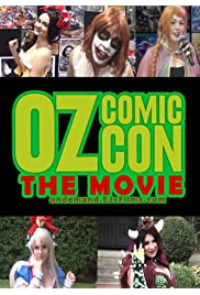 Oz Comic Con The Movie