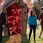 Jama Williamson, Marc Evan Jackson, and Tiya Sircar in The Good Place (2016)