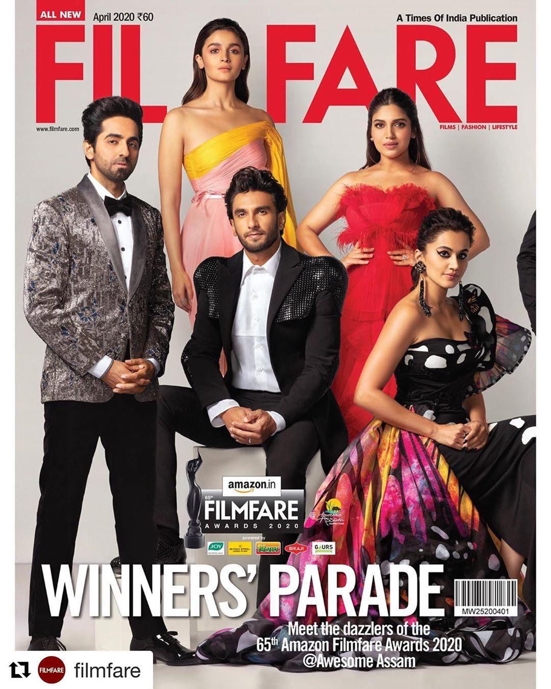 دانلود زیرنویس فارسی فیلم 65th Filmfare Awards