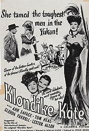 Klondike Kate Poster