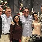Netflix Movie Princess Switch - Mike Rohl, Brad Krevoy, Gina Hudgens, Jimmy Townsend, Vanessa Hudgens, Sam Palladio
