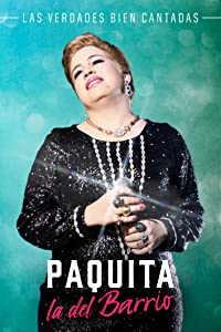 Watching computer movies Paquita la del Barrio - Paquita estará en TV (2017), Larissa Andrade [iPad] [HDR]