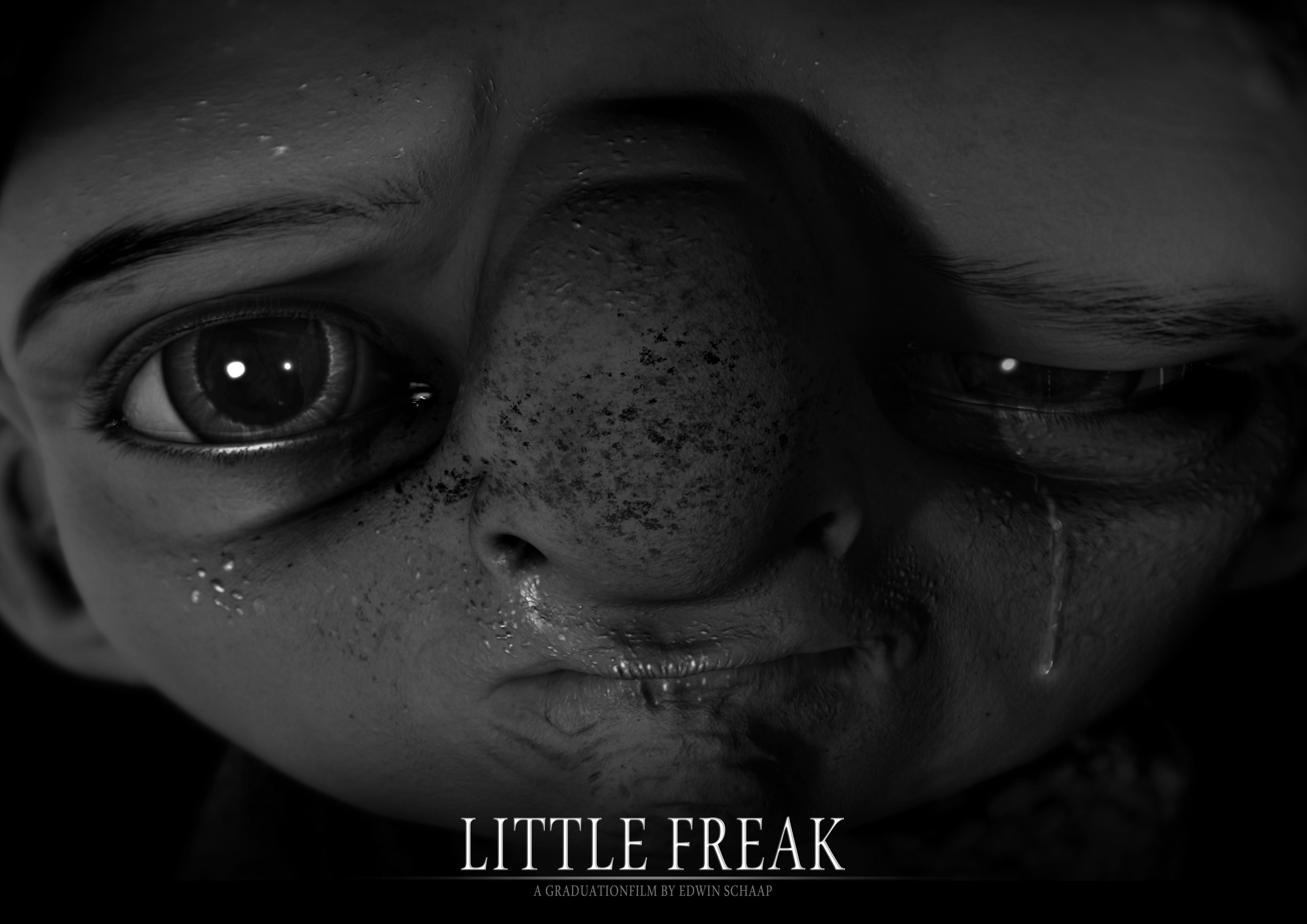 دانلود زیرنویس فارسی فیلم Little Freak