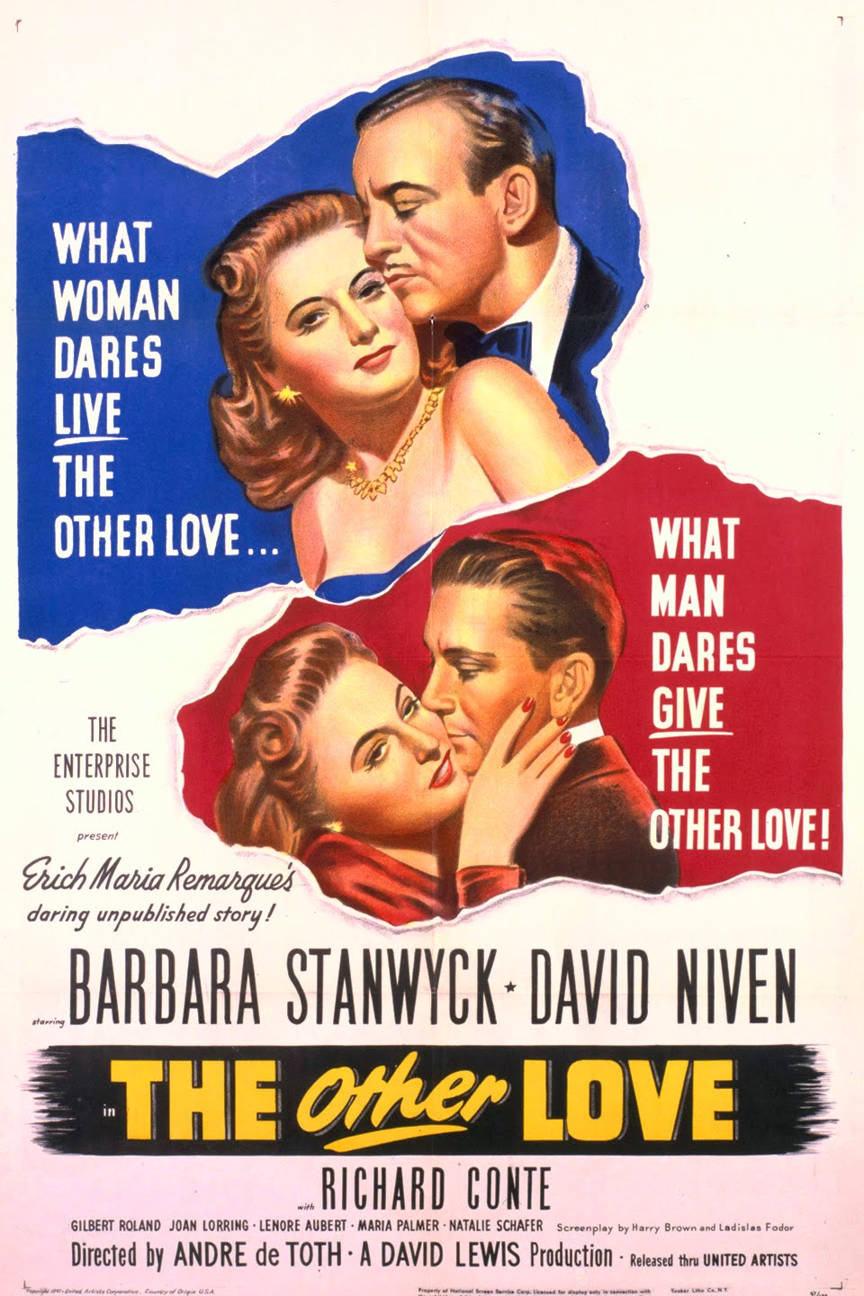 The Other Love 1947