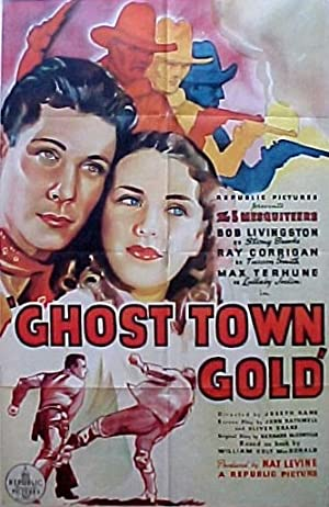 Where to stream Ghost-Town Gold