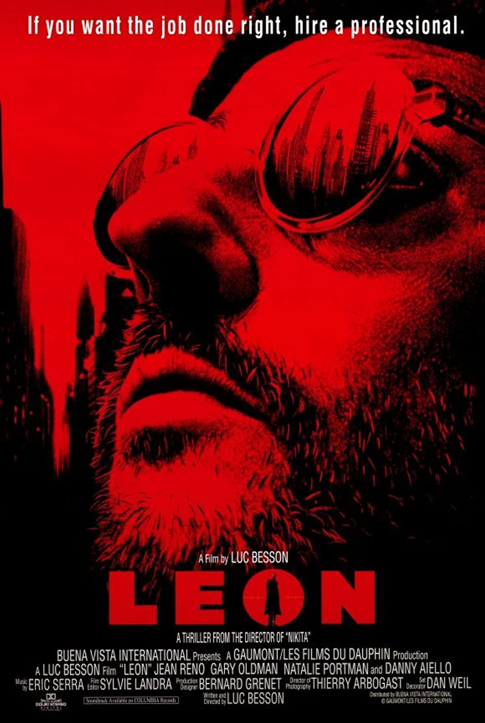 Léon: Der Profi: Directed by Luc Besson. With Jean Reno, Gary Oldman, Natalie Portman, Danny Aiello. Mathilda, a 12-year-old girl, is reluctantly taken in by Léon, a professional assassin, after her family is murdered. An unusual relationship forms...