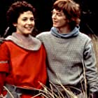 Eric Stoltz and Deborah Moore in Lionheart (1987)