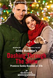 Debbie Macomber's Dashing Through the Snow Poster