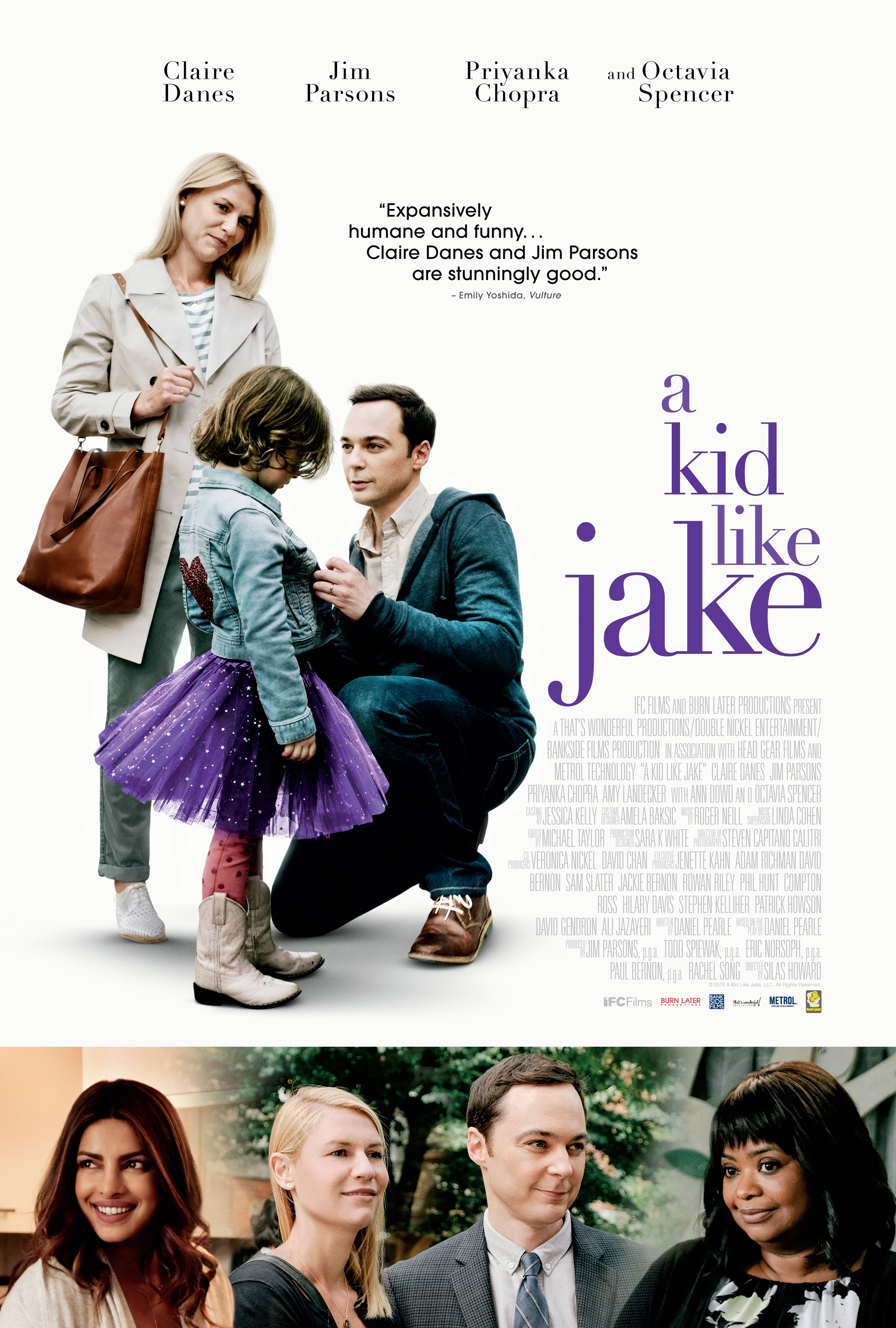 DŽEIKAS (2018) / A Kid Like Jake