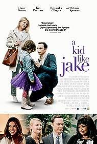 Claire Danes, Octavia Spencer, Priyanka Chopra Jonas, Jim Parsons, and Leo James Davis in A Kid Like Jake (2018)