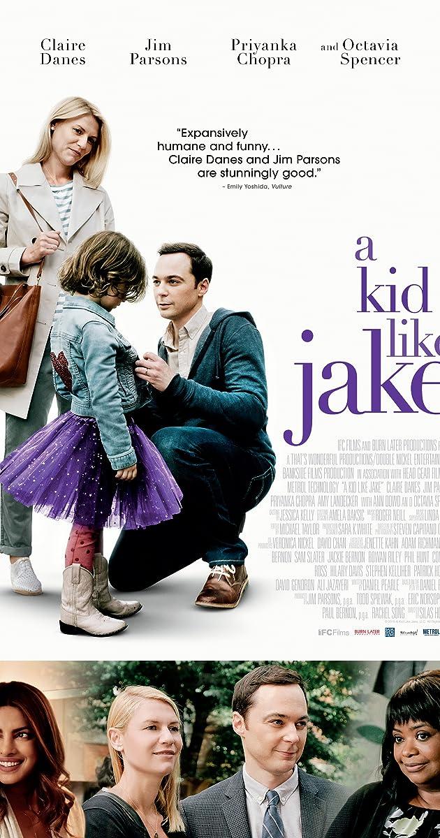 Subtitle of A Kid Like Jake