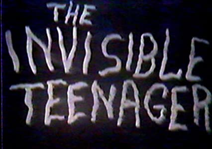 Absloutely free movie downloads The Invisible Teenager by Donald F