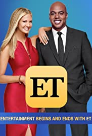 Entertainment Tonight Poster - TV Show Forum, Cast, Reviews