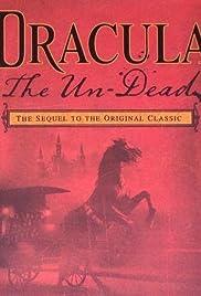 Dracula the Un-Dead Poster