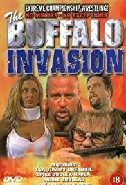 ECW the Buffalo Invasion Poster