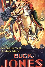 Buck Jones and Lupita Tovar in Border Law (1931)
