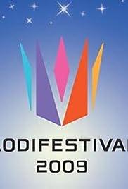 Melodifestivalen 2009 Poster