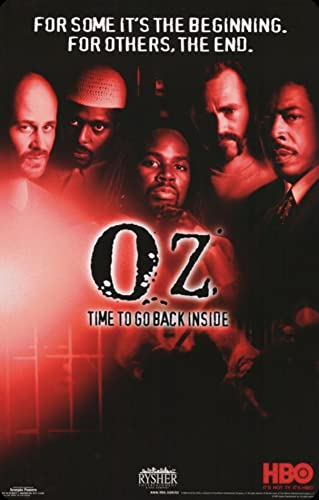 Oz (TV Series –)
