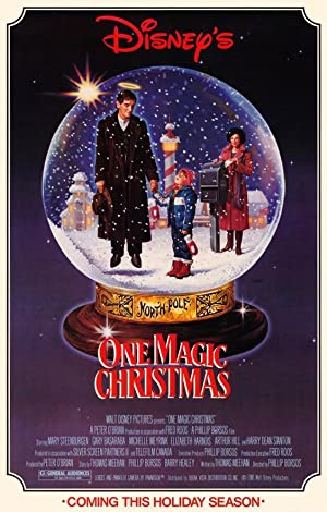 One Magic Christmas Poster Image