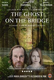 The ghost on the bridge Poster