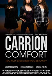 Carrion Comfort Poster
