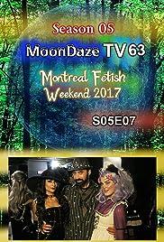Montreal Fetish Weekend 2017 Poster
