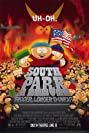 South Park: Bigger, Longer & Uncut (1999) Poster