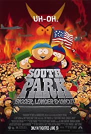 South Park: Bigger, Longer & Uncut (1999) 720p