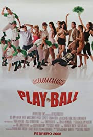Playball Poster