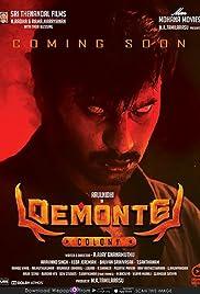 Demonte Colony (2018) Hindi Dubbed Full Movie thumbnail