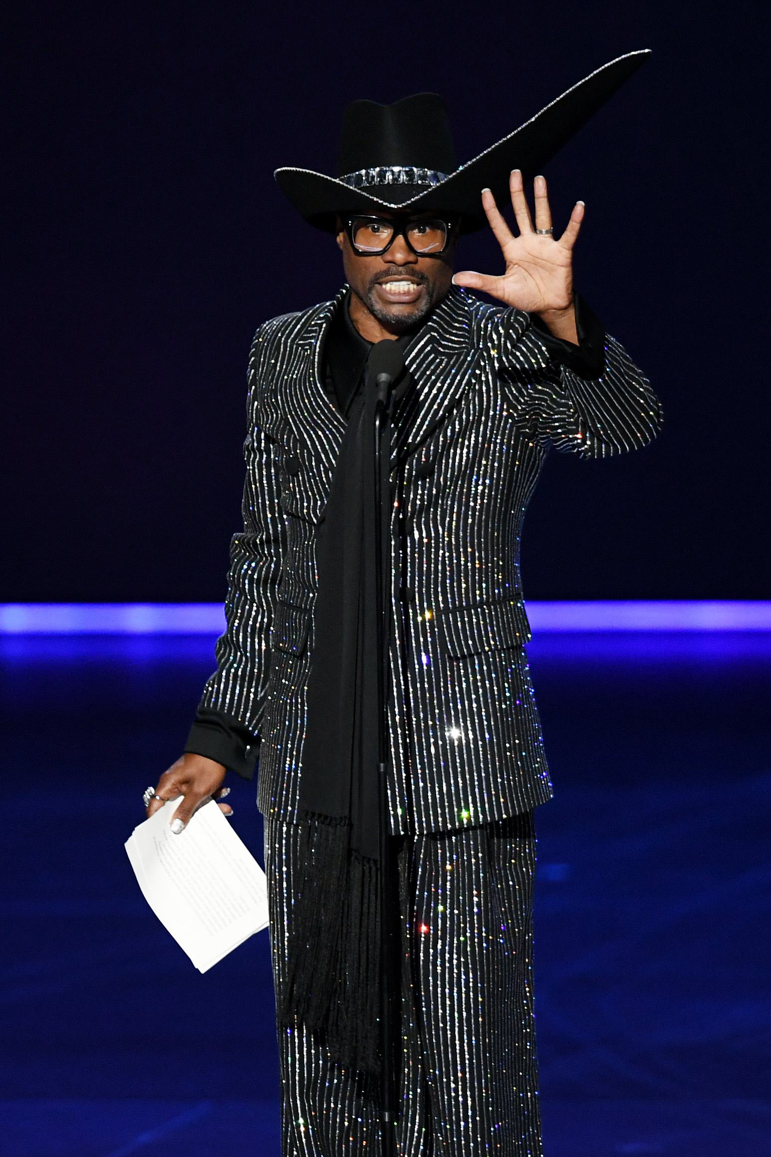 Billy Porter at an event for The 71st Primetime Emmy Awards (2019)