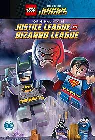 Lego DC Comics Super Heroes: Justice League vs. Bizarro League (2015) Poster - Movie Forum, Cast, Reviews