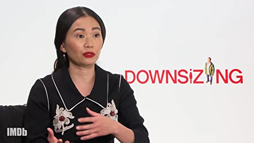 Hong Chau: The Breakout Star of 'Downsizing'