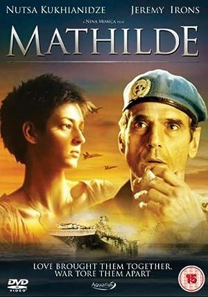 Where to stream Mathilde