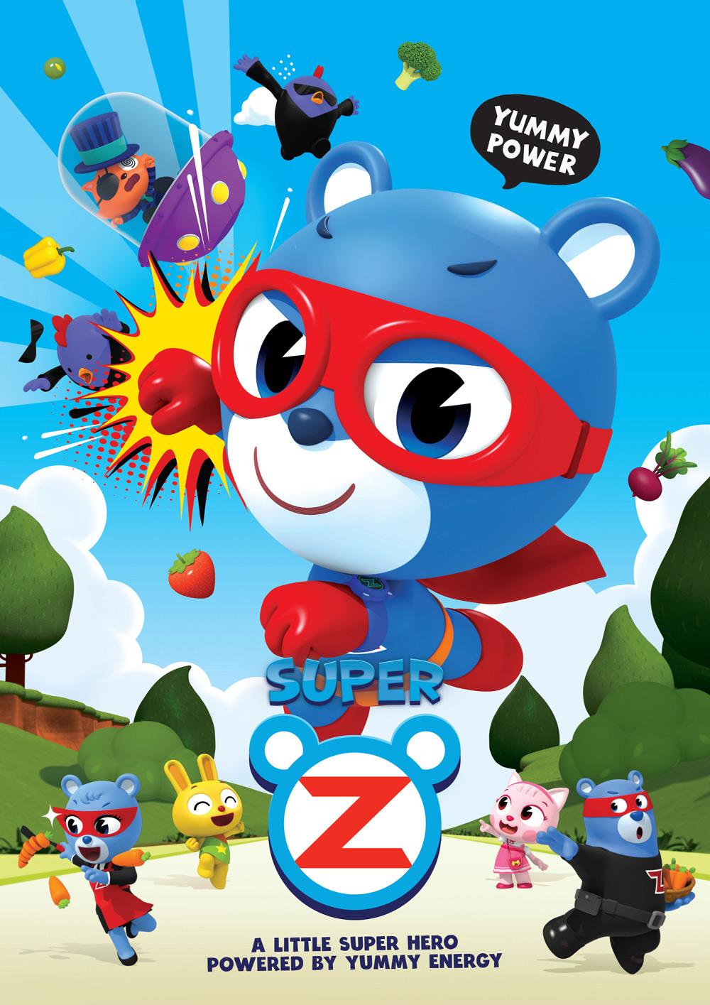 Super Zach (2018)