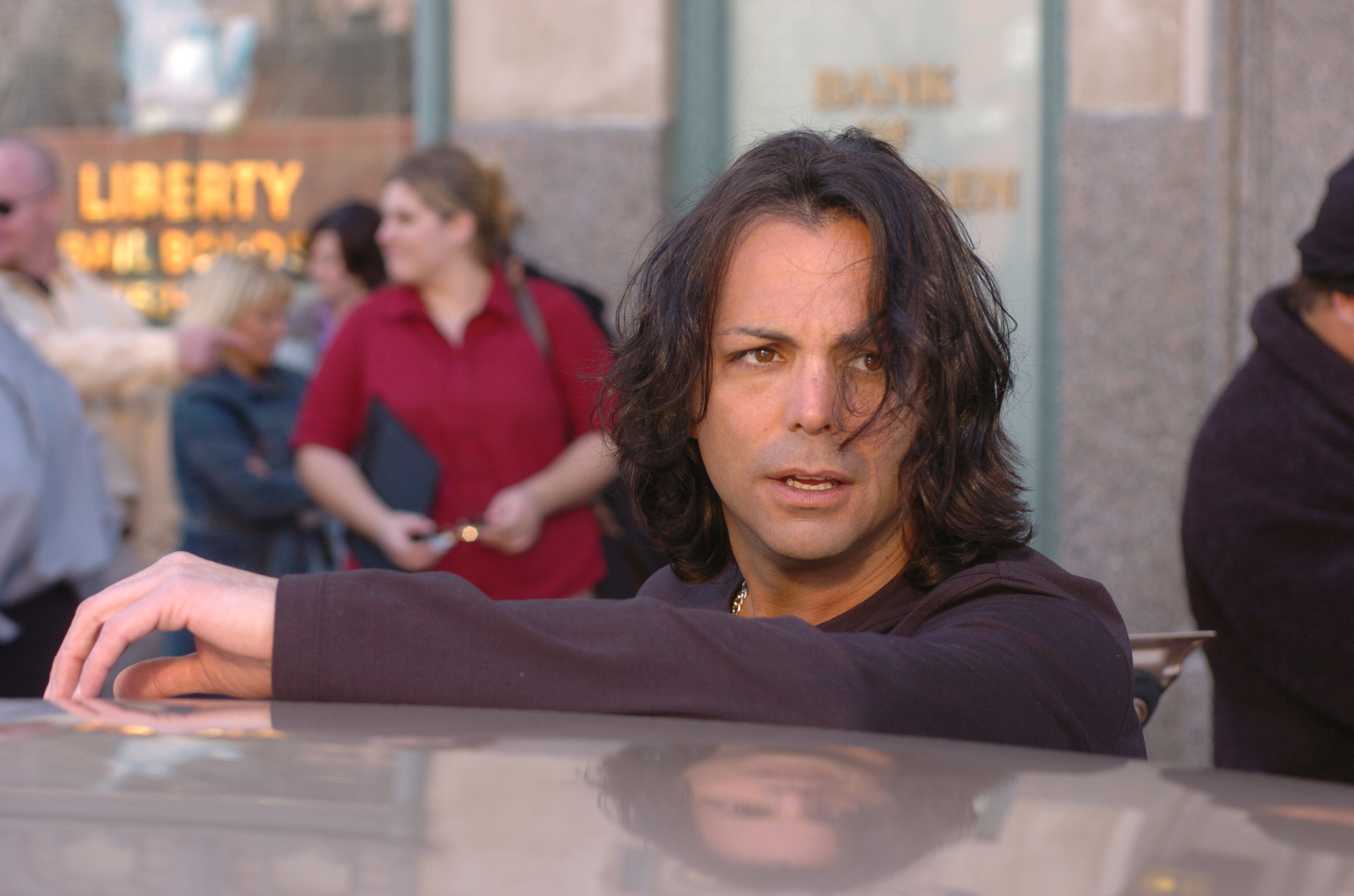 Richard Grieco in Forget About It (2006)
