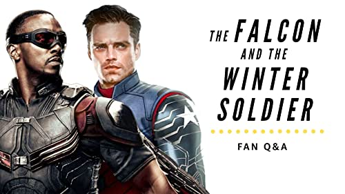 Anthony Mackie and Sebastian Stan Answer Fan Questions