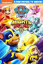 Mighty Pups Poster