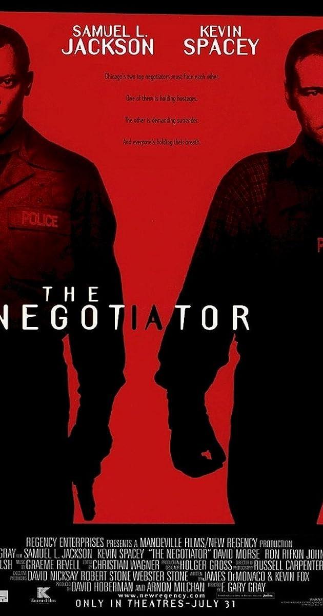 Subtitle of The Negotiator