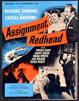 Where to stream Assignment Redhead
