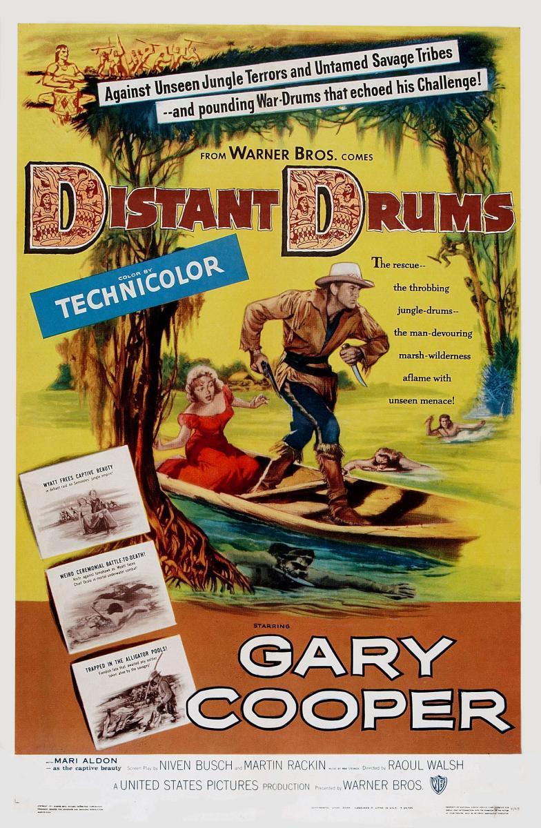 Distant Drums (1951) - IMDb