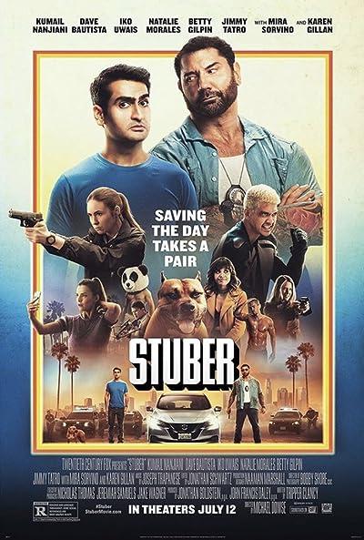 Stuber (2019) BluRay 480p, 720p & 1080p