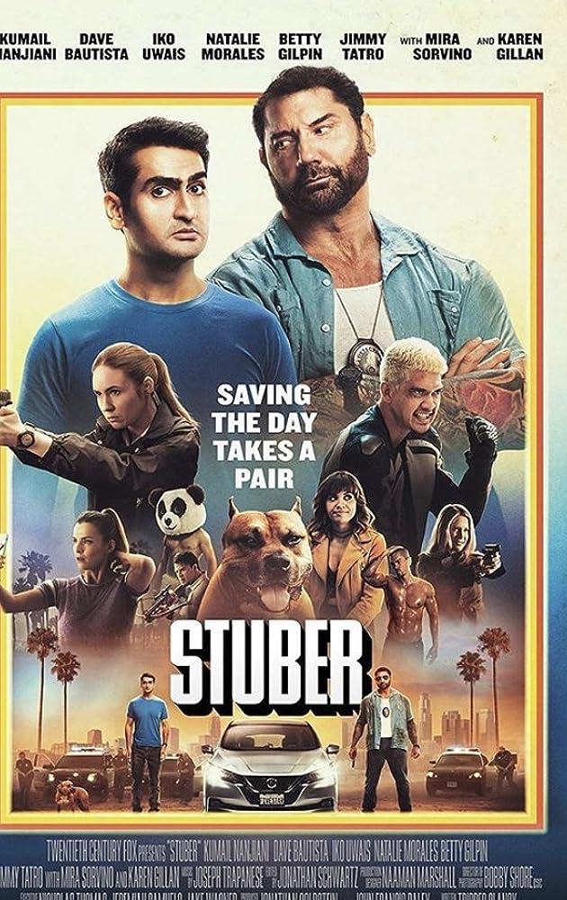 Free Download Stuber Full Movie