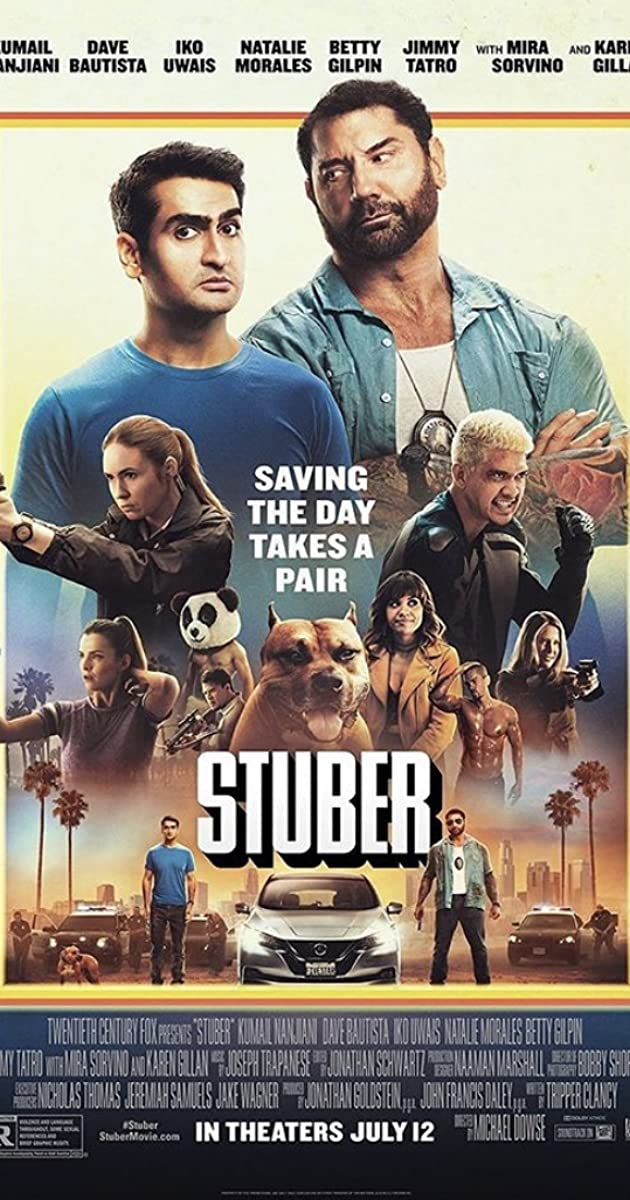 Subtitle of Stuber