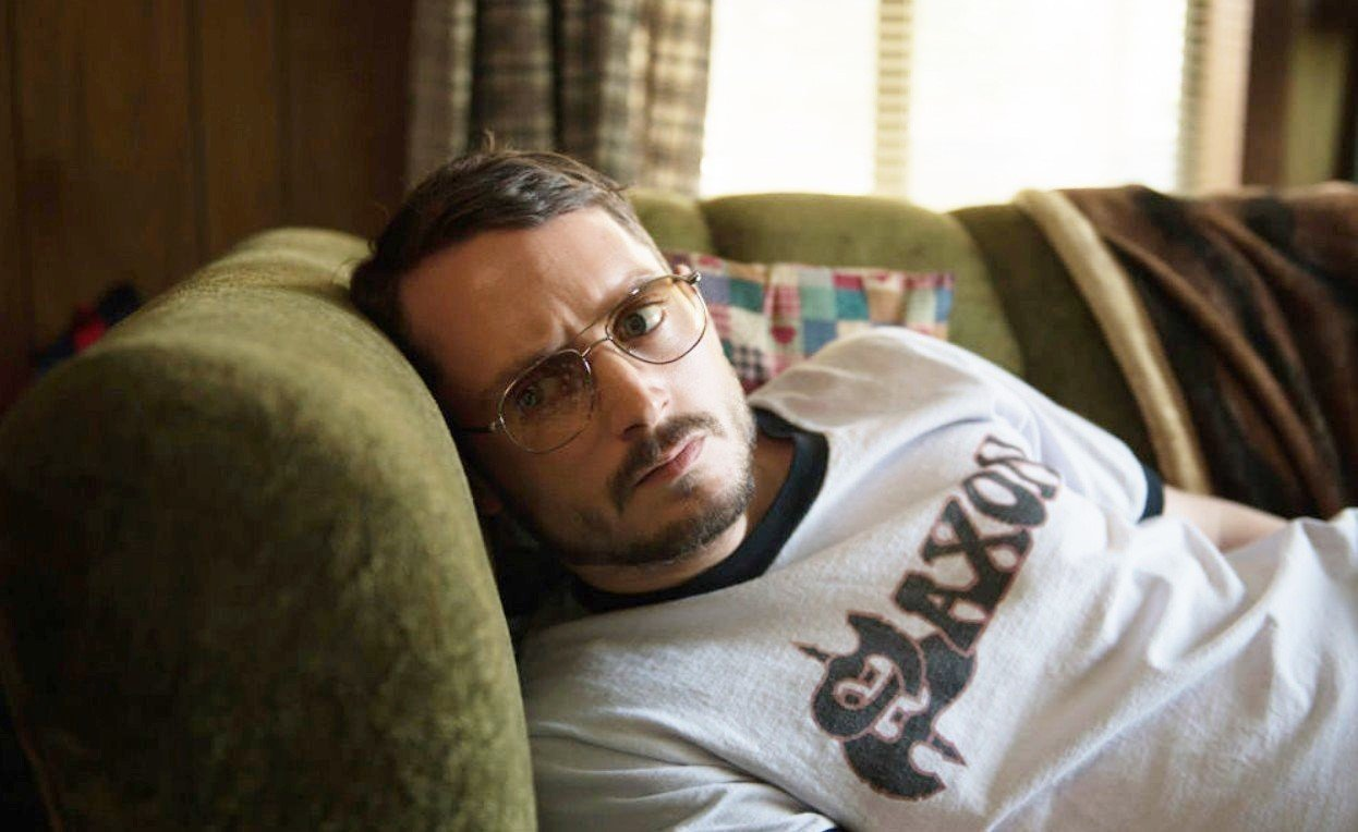 Elijah Wood in I Don't Feel at Home in This World Anymore. (2017)