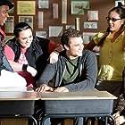 Ally Maki, Teo Olivares, Nikki Blonsky, Cameron Deane Stewart, and Alex Newell in Geography Club (2013)