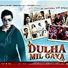 Shah Rukh Khan in Dulha Mil Gaya (2010)