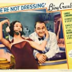 Leon Errol and Ethel Merman in We're Not Dressing (1934)