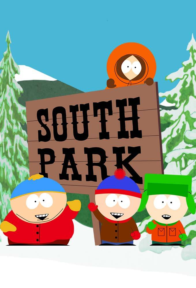 PIETŲ PARKAS (22 sezonas) / SOUTH PARK