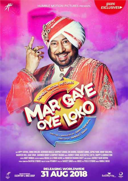 Mar Gaye Oye Loko 2018 Download And Watch Full Movie